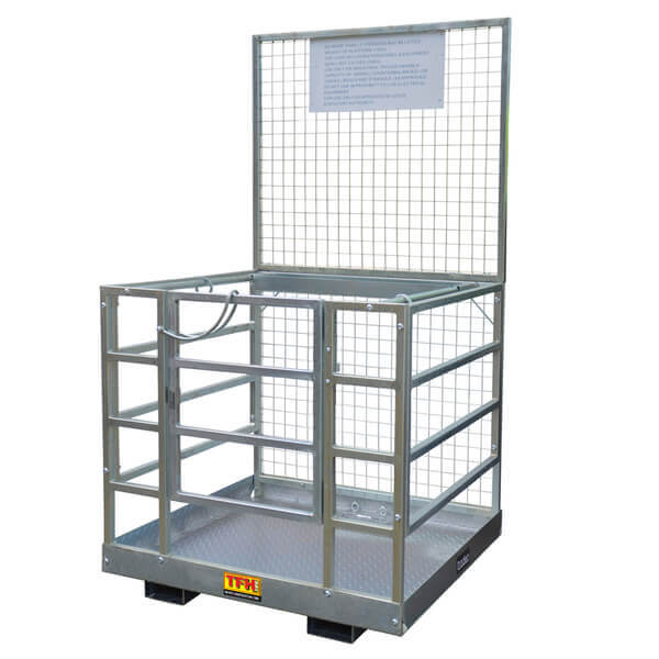 forklift cage hire