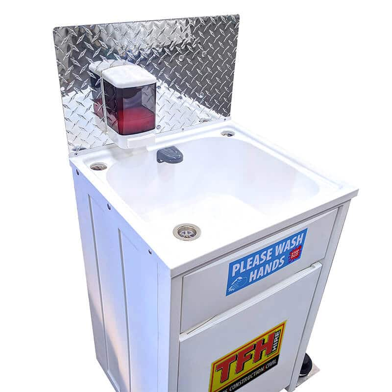 hand wash stations hire