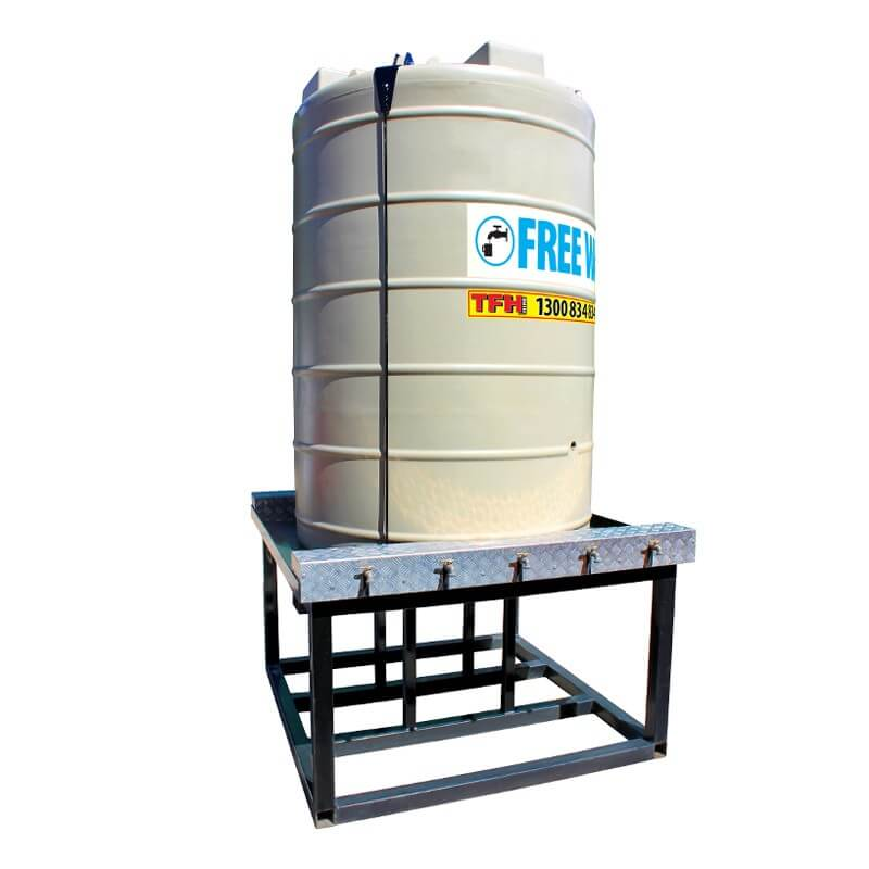 water hydration units hire