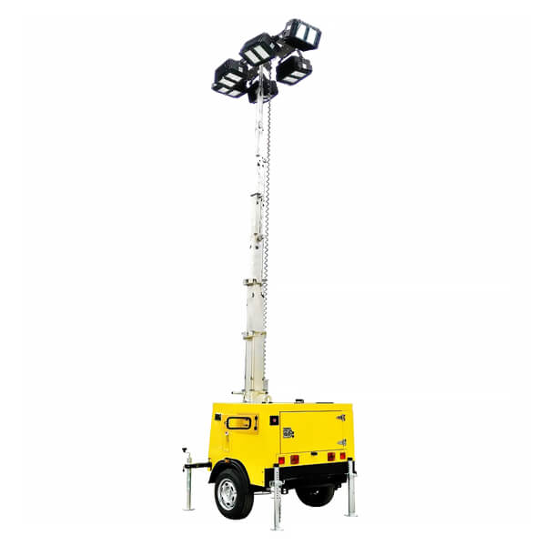 portable light tower hire
