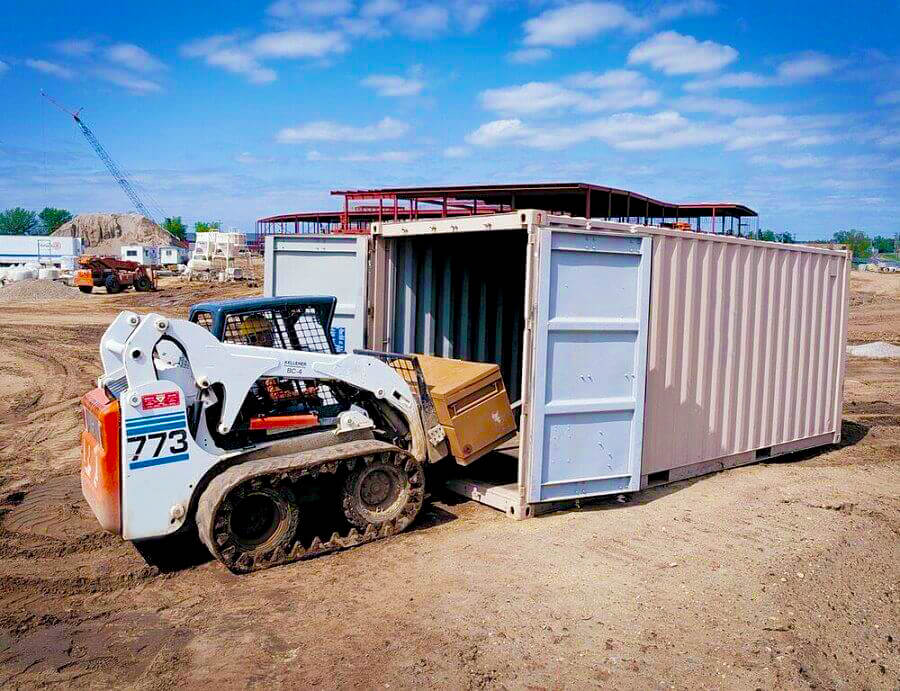 Shipping Container Uses 20ft