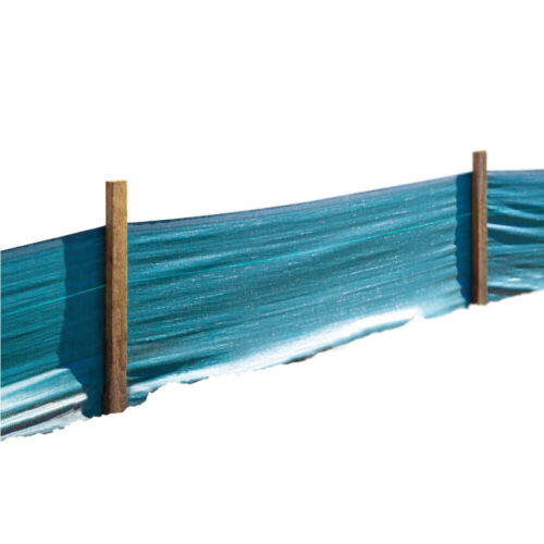 temporary hire silt fence