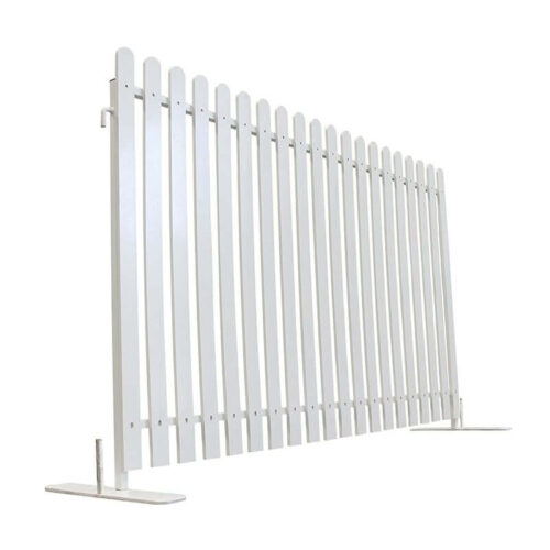 temporary picket fencing hire