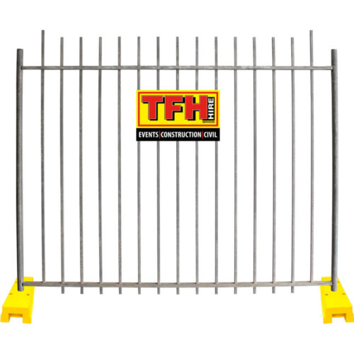 temporary prestige fencing hire